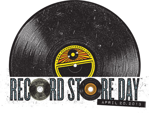 Record Store Day April 20, 2013 Photo Credit: recordstoreday.com